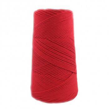 Algodón peinado XL rojo