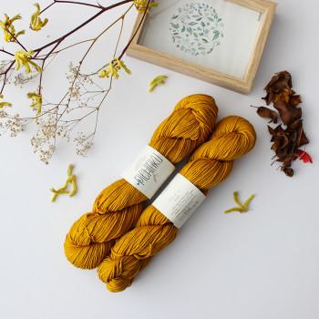 Algodón Pima - Golden Chicha