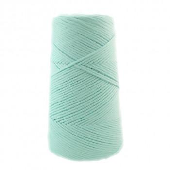 Algodón peinado XL verde mint