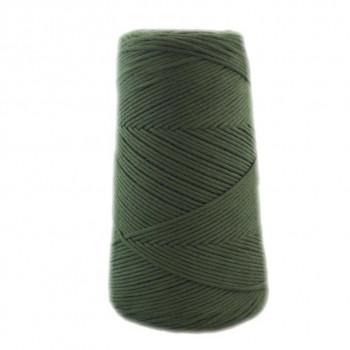 Algodón peinado XL verde...