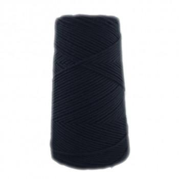 Algodón peinado XL negro