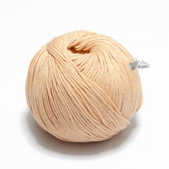 Algodón Pima - Salmón pastel