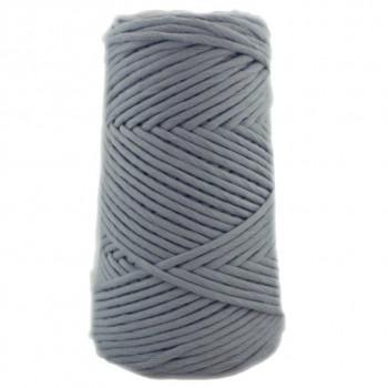 Algodón peinado 3XL gris
