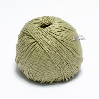 Algodón Pima - Verde Kaki