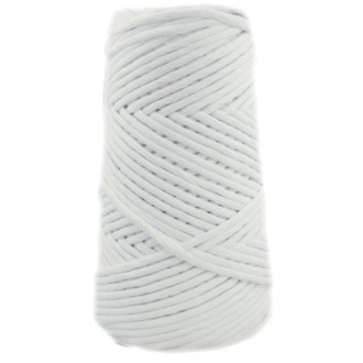 Algodón peinado 3XL blanco
