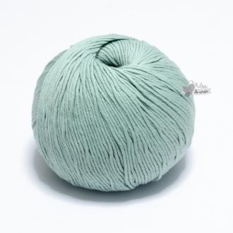 Algodón Pima - Verde menta