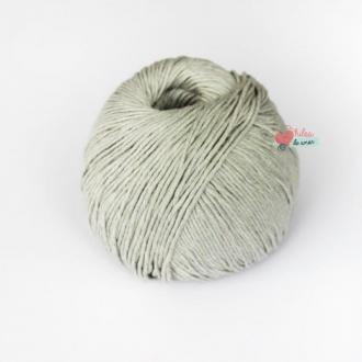 Algodón Pima - Gris jean