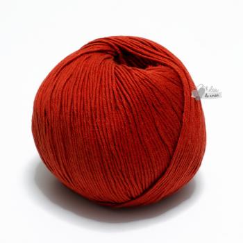 Algodón Pima - Rojo