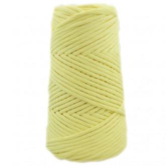 Algodón peinado 3XL amarillo pálido