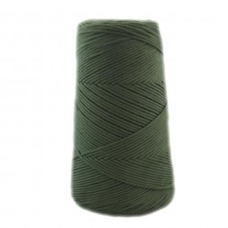 Algodón peinado M verde botella