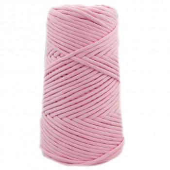 Algodón peinado 3XL rosa bebe