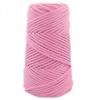 Algodón peinado 3XL rosa blush