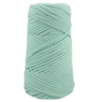 Algodón peinado 3XL verde mint