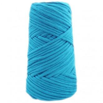 Algodón peinado 3XL verde azulado