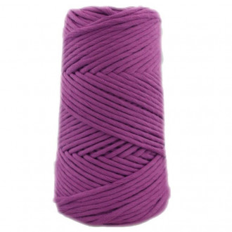 Algodón peinado 3XL violeta