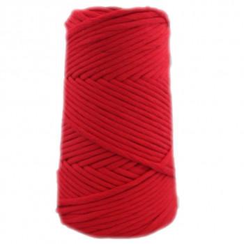 Algodón peinado 3XL rojo