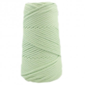 Algodón peinado 3XL verde agua