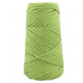 Algodón peinado 3XL verde kiwi