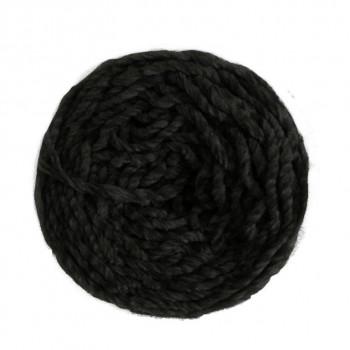Terciopelo 6 cabos negro