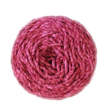 Terciopelo 6 cabos rosa xicle