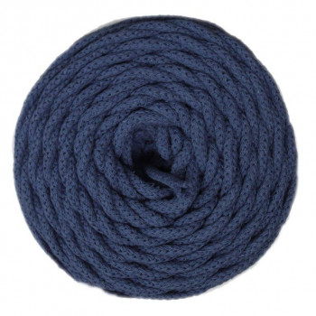 Cotton air 5mm azul petroleo