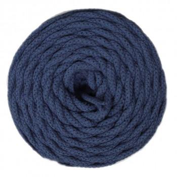 Cotton air 5mm azul petroleo