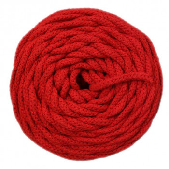Cotton air 5mm rojo
