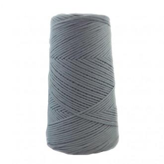 Algodón peinado L gris