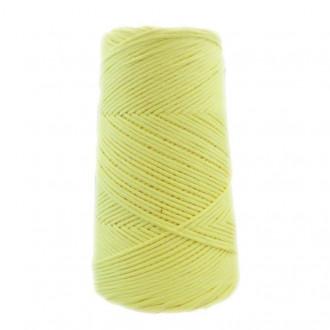 Algodón peinado L amarillo pálido