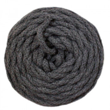 Cotton air 5mm gris oscuro