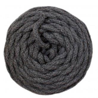 Cotton air 5mm gris plomo