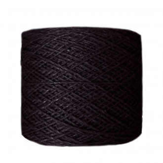 Lino flamé 3 cabos negro