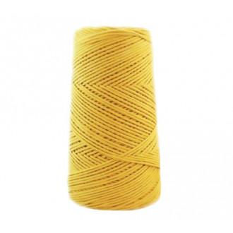 Algodón peinado 3XL Mostaza