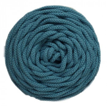 Cotton air 5mm Azul verdoso