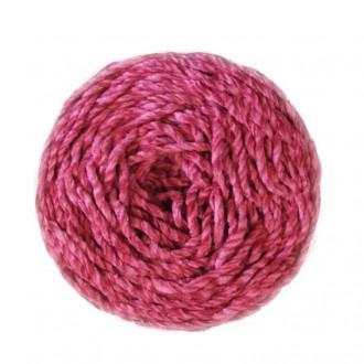 Terciopelo 4 cabos rosa xicle