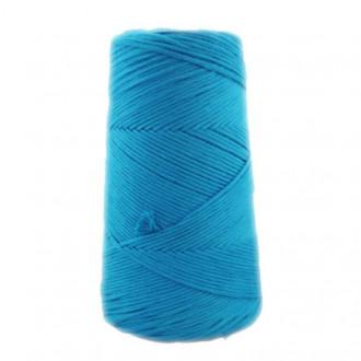 Algodón peinado L verde azulado
