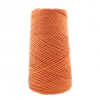 Algodón peinado XL naranja